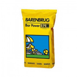 Trávne osivo Barenbrug Bar Power RPR 15 kg
