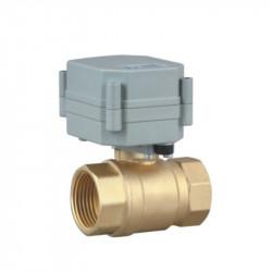 """Guľový ventil 3/4"""" 230 V"""