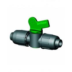Kulový ventil IR 20 x 20 mm