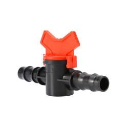 Guľový ventil PE 16 x 16 mm