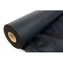 Netkaná mulčovací textilie - černá 0,8 x 50 m