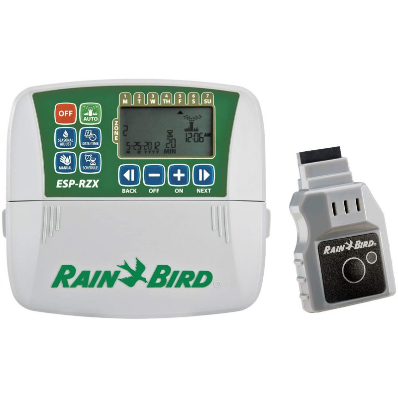 Řídící jednotka Rain Bird ESP-RZXe4i -interní - COMBO