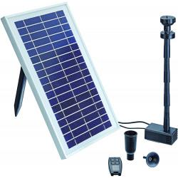 Solární fontánové set PondoSolar 600 Control