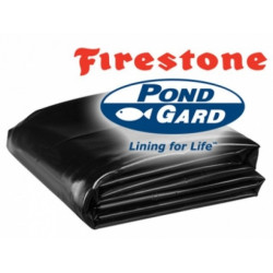 Jezírková fólie Firestone EPDM PondGard - šířka 6,10 m
