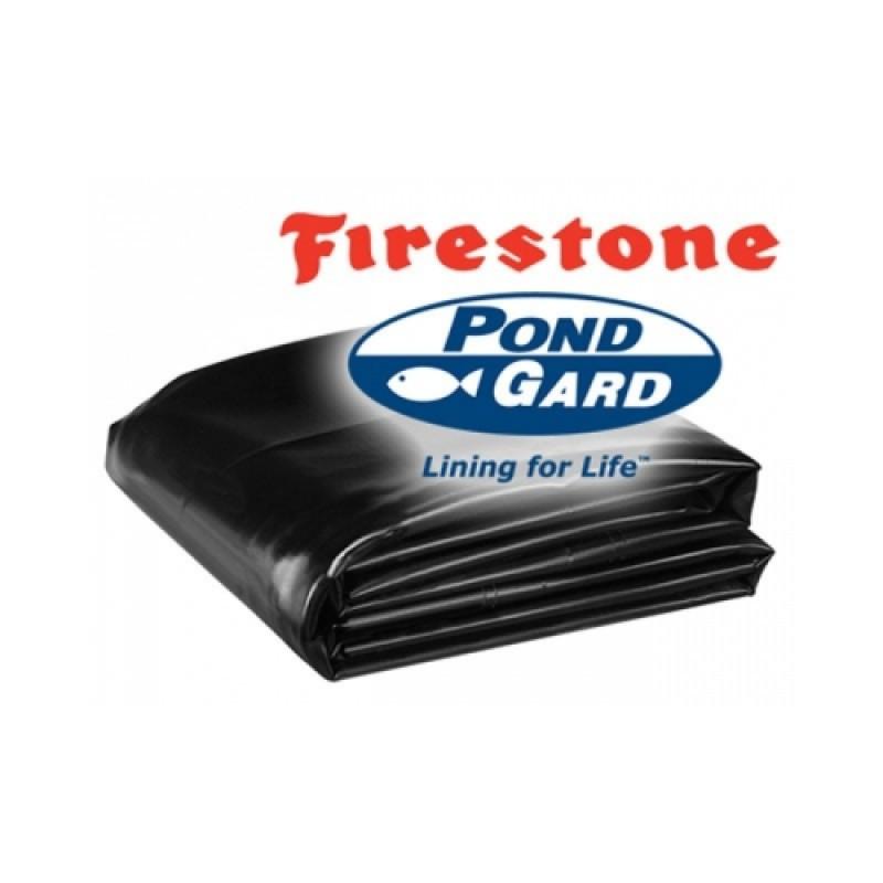 Jezírková fólie Firestone EPDM PondGard - šířka 9,15 m