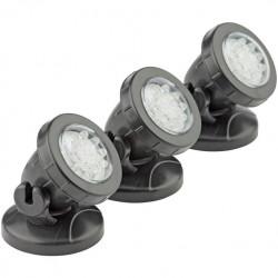 Jezírková osvětlení PONTEC PondoStar LED Set 3