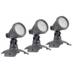 Světlo do jezírka Oase LunAqua 3 LED Set 3