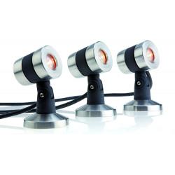 Svetlo do jazierka OASE LunAqua Maxi LED Set 3