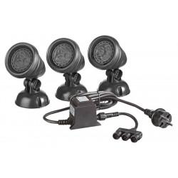 Jezírkové světlo OASE Clasic LED set 3