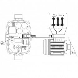 Frekvenční menič ITALFLEXO SIRIO UNIVERSAL